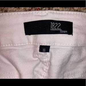 1822 Denim Jeans - White Jeans